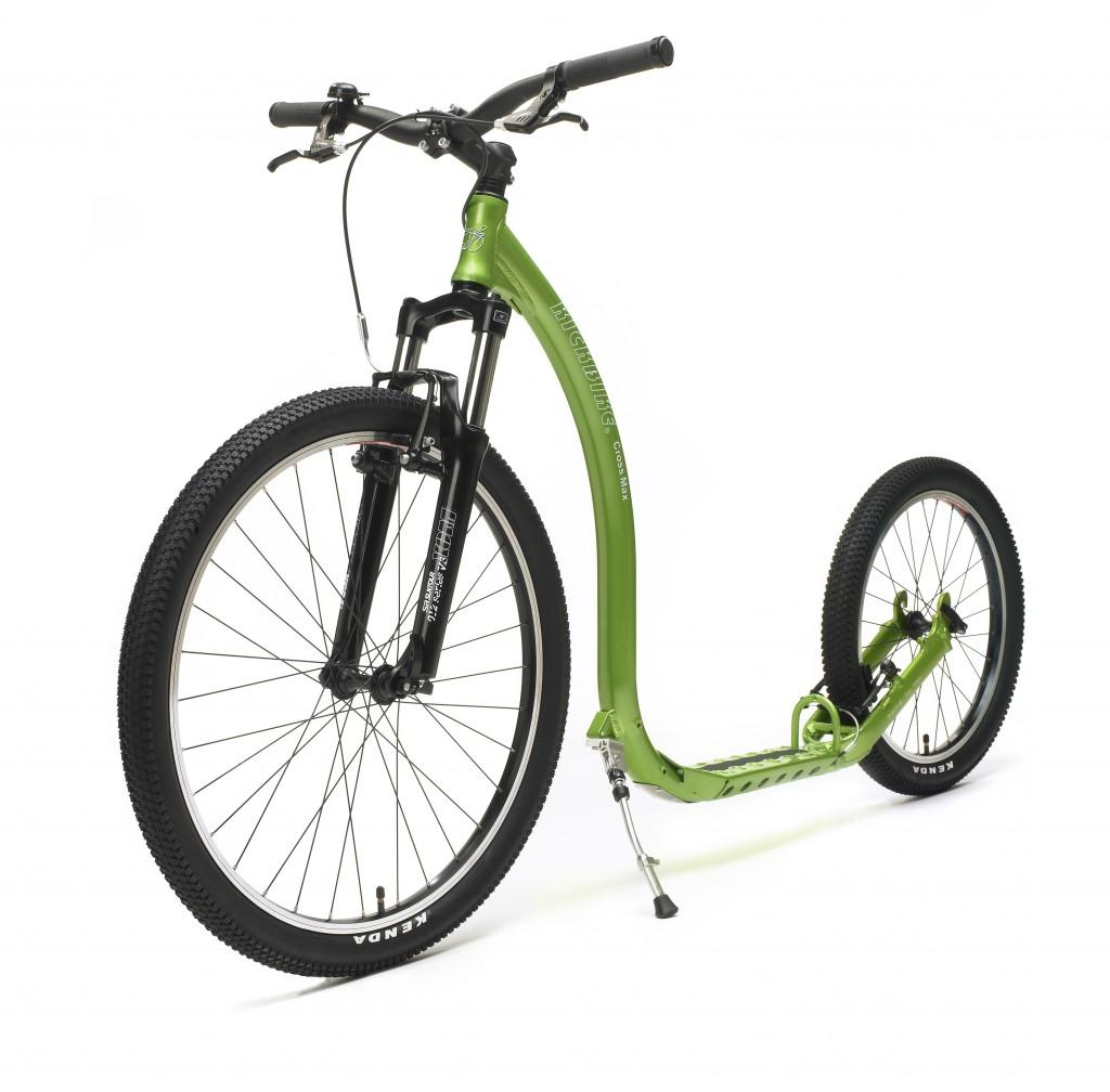 kickbike cross max v brake 559. Black Bedroom Furniture Sets. Home Design Ideas
